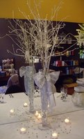 Create an Easy Winter Centerpiece
