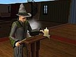 Become a Neutral Witch or Warlock in The Sims 2: Apartment Life
