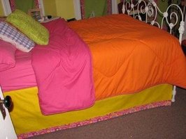 Make a Bed Skirt