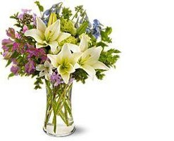 How To Make Flower Arrangements how to make flower arrangements with lilies | ehow