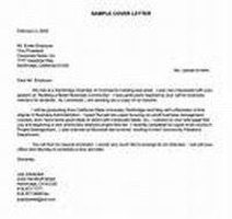 sample cover letter - Writing A Cover Letter For Job