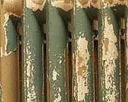 Sand-blast Cast Iron Radiators