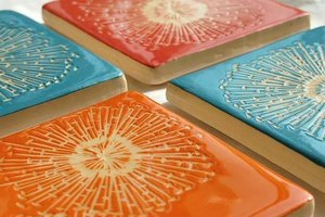 Make Decorative Ceramic Tiles