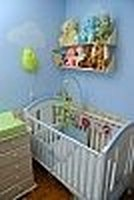 Organize a Baby Nursery That's Small