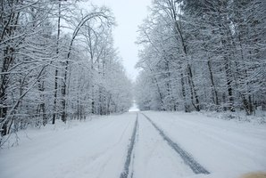 Make snow chains so you're prepared for wintery road conditions.