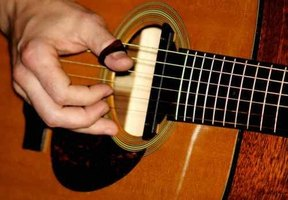 Make an Acoustic Guitar Louder