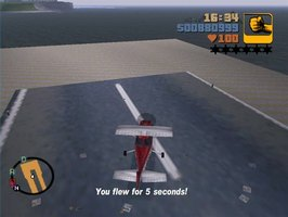 Fly a Plane in Grand Theft Auto 3