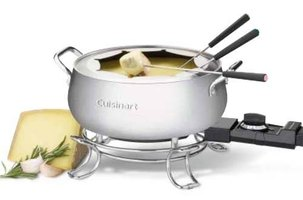 Cuisinart Model CFO-3SS Electric Fondue Set