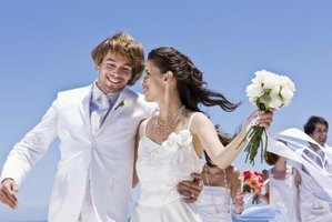 Make sure your officiant has followed all the necessary procedures in order to ensure that your ceremony is official.