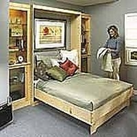 how to save money on wall beds | ehow