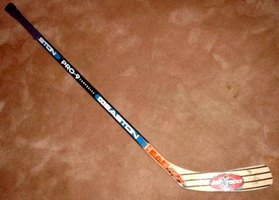 Replace Hockey Stick Blades