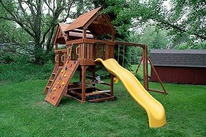Build Wood Playsets