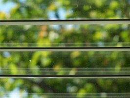 Pick Window Treatments to Go Over Wood Blinds