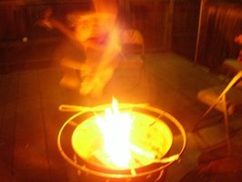 Make a Portable Fire Pit