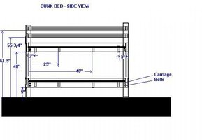 make a Bunk Bed for Kids