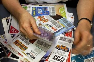Organize Your Grocery Coupons