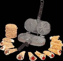 What is a Palmer Pizzelle Iron?