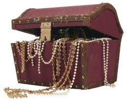 Those that do not have a treasure chest can use boxes or baskets to hold treats for kids.