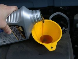 Change Oil in a 2005 Dodge Durango
