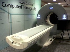 CT Scan Sofa.