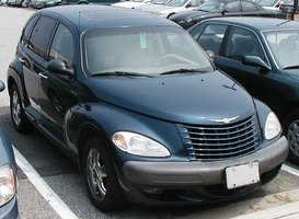 Install a Bumper Cover on a PT Cruiser