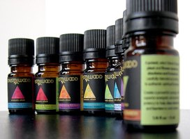 Essential oils are the basis for homemade room sprays