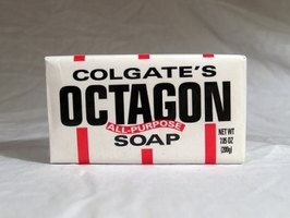 Uses for Octagon Bar Soap