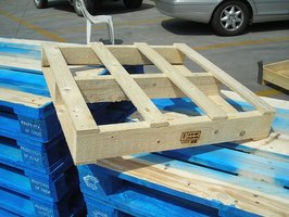 Pallets Come in All Shapes and Sizes.