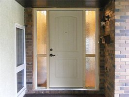 Types of Semi-Solid Doors