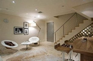 Remodel A Basement For $500