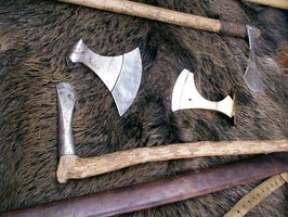 Axes from the Nordic tradition