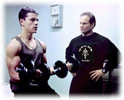 get a physique like Matt Damon