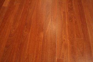 Wood-laminate flooring offers the look of wood at a fraction of the cost.