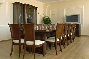 Dining-room chairs