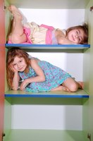 Make sturdy replacement shelves for inside cabinets.