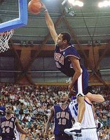 Vince Carter - USA Olympic Basketball Team