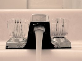 Turn an ordinary faucet into a drinking fountain with a simple attachment