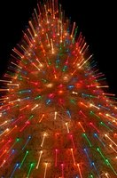 Outdoor Christmas lights can make your display stand out.