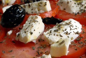 Cheese is an integral part of Greek cuisine.