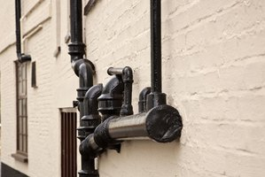 Vent Lines Carry Sewer Gases Safely Away.