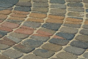Cleaning mortar off brick pavers can be done by do-it-yourselfers.