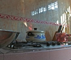 Different types of stove tops can have various kinds of problems.
