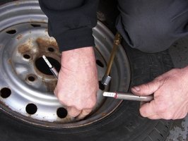 Adjust the Rear Brakes on a Ford Escort