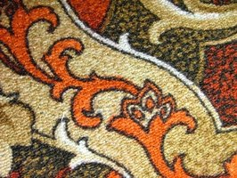 Steam Cleaning A Wool Rug Restores The Look Of The Carpeting.