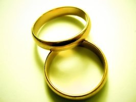 The act of marriage may be solemnized in both a civic and religious ceremony.