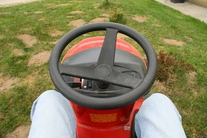 Fix the steering on your MTD riding mower.