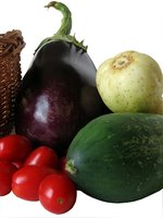 A variety of vegetables can grow in the Inland Empire.