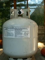 Propane cylinders are refillable or disposable.