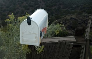 A broken mailbox post could inhibit your postal carrier's ability to get your mail to you.