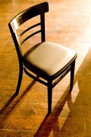 Webbing provides the foundation for many kinds of chairs.